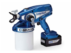 TrueCoat Pro-X II handheld sprayers from Graco