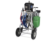 XP70 plural component paint sprayers