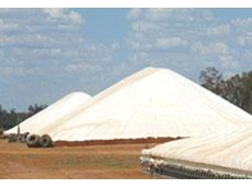 Bulk grain bunkers from Grainmaster