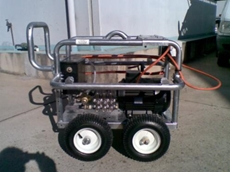 Pressure Cleaner and Water Blaster Hire