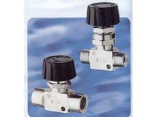 Camozzi flow control valves.