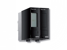AEG Thyro-AX next generation of thyristor power controllers from Grimwood