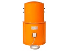 Thermosafe Rigid Top Hat drum heating accessories