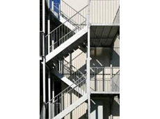 Anti-slip stair nosings