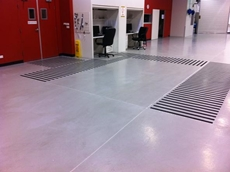 Grip Guard non-slip tapes for painted concrete floors