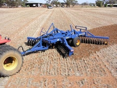 Field Master cultivation equipment