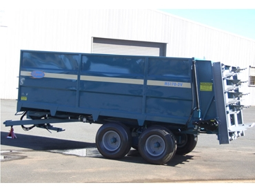 MS080 and MS170 Manure Spreaders