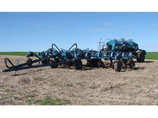 Hard working Penetrator delivers the results of a high performance cultivator and primary tillage in one solution