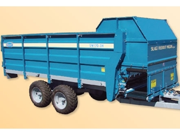 Stable and strong Silage Feedout Wagons from proven Gyral Implements engineering