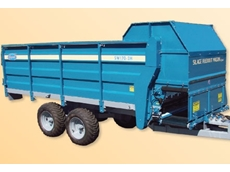 Silage Feedout Wagons from Gyral Implements