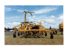 T430 Series Non-Folding Secondary Cultivator
