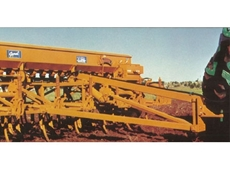 T610 Series Star Seeders from Gyral Implements