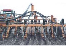Hard wearing design with intelligent engineering for effective planting results