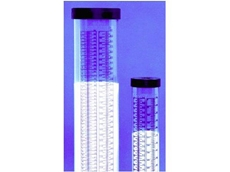 PVC calibration cylinders