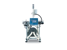 ALPS SS-100 High Speed Bottle Integrity Tester