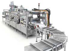Benco Pack Aseptic Form-Fill-Seal Machine