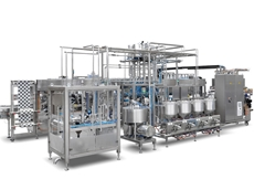 Benco Pack form fill seal packaging line