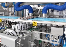 FFS Packline aseptic form fill seal machine