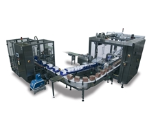 BLG packaging machinery