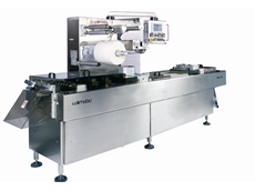 Colimatic thermoforming machine