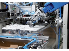The LRX – LRX-S series of robots are used for pick and place applications.