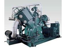 Oil-free compressors.