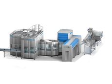 Hot fill beverage filling technology from SIPA