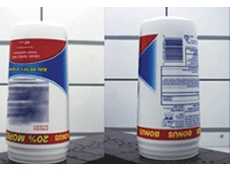 IntraVis launches label inspection system for cylindrical plastic packages