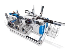 The GX 900-8100 injection moulding machine