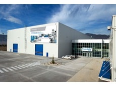 Krauss Maffei's expanded production facility in Sucany, Slovakia