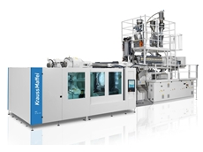 Krauss Maffei's Injection Moulding Compounder