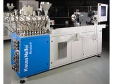 Krauss Maffei ZE 30 UTX Twin Screw Extruder