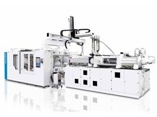 Krauss Maffei MX 650+ injection moulding machine