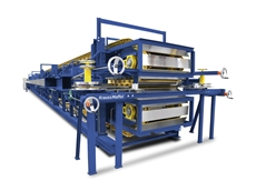 Krauss Maffei machinery