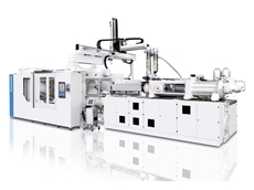 MX-650 injection moulding machine