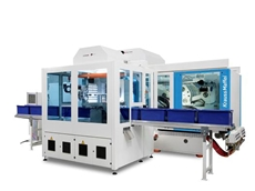 EX 160-750 CleanForm injection moulding machine