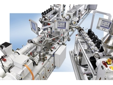 Krauss Maffei supply special pipe extrusion line to Tyco Germany