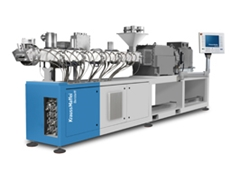 ZE 40A x 50D UTXi Twin screw extruder
