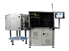 APPE's new sample pre-watcher inspection machine replaces the manual inspection of performs, freeing staff to work on other value-added tasks