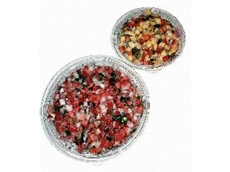MPFMP-060 filling machine for new applications such as salsa and pomegranate seeds