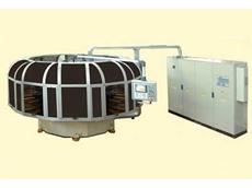 ACCUR-8 screen printing machine