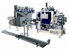 Moss MO 2062 dry offset closure printing machinery