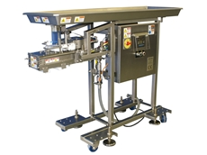Semi automatic filling machines from HBM Packaging & Plastics Technologies