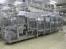 Pro-A2 packaging machinery was used for Elle & Vire