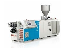 The 3D twin screw extruder