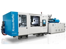 Modular GX Series injection moulding machines