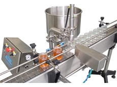 Jar Conveyor Filling Honey