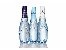 The award-winning PET bottles of Ramlösa mineral water