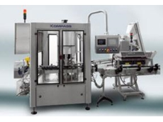 Kompass PF 6 head capper machines are ideal for sterile environments