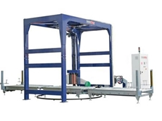 TechnoWrapp stretch wrapping machine